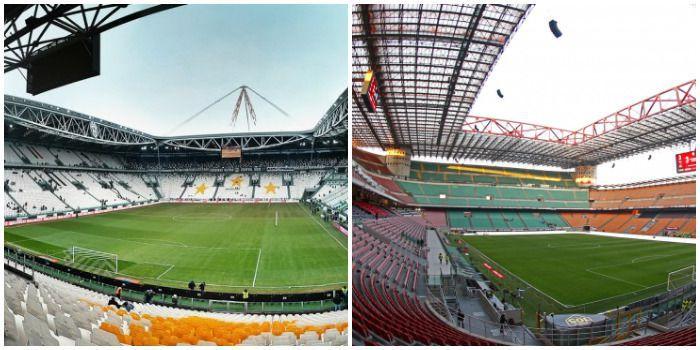 Koronawirus wygrywa z futbolem we Włoszech. Mecze Serie A, w tym hit, przy pustych trybunach. Inter bez wsparcia fanów też w Lidze Europy