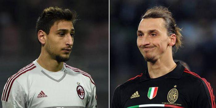 AC Milan straci dwie gwiazdy? Ibrahimović i Donnarumma czekają na rozwój sytuacji