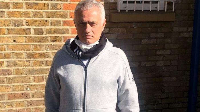 Wielki gest Jose Mourinho!