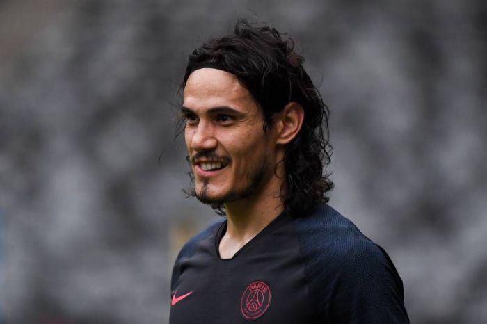 Wraca temat transferu Edinsona Cavaniego do Atletico Madryt!