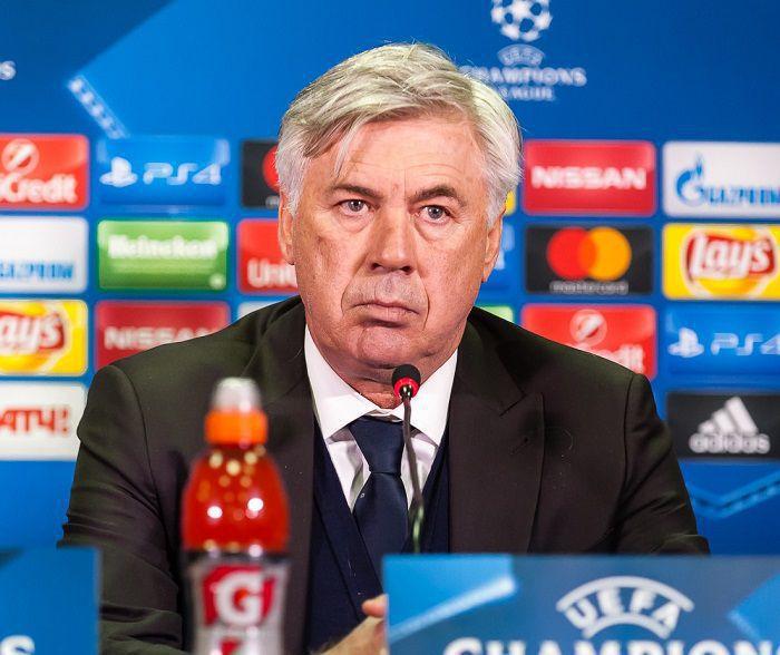 Carlo Ancelotti: W Realu Madryt sprawiłem, że Ronaldo czuł się komfortowo na boisku