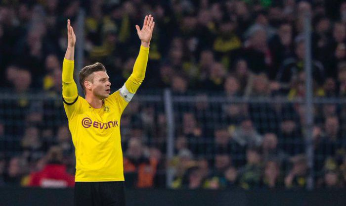 Składy na mecz VfL Wolfsburg - Borussia Dortmund. Piszczek ponownie w roli kapitana