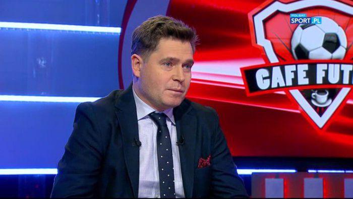 Komentator Polsatu przeprosił kibiców. Wyjaśnił, że przed meczem uczestniczył w wypadku