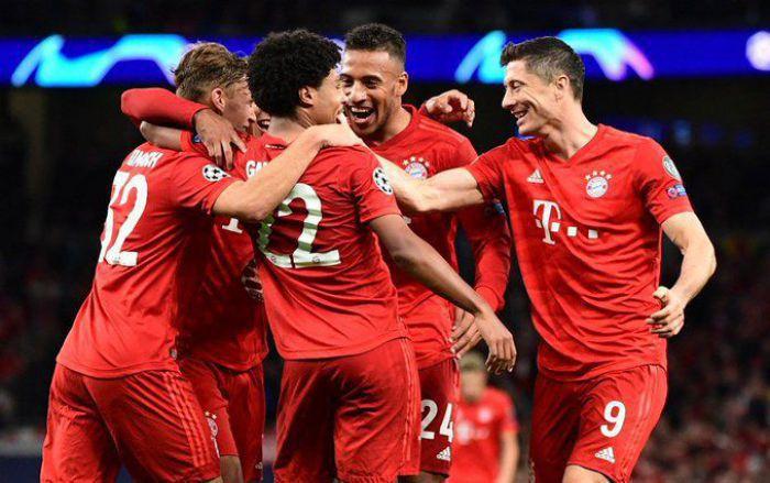 Bayern Monachium: Osiągnęliśmy pierwszy wielki cel, naszymi kolejnymi są Puchar Niemiec i Liga Mistrzów