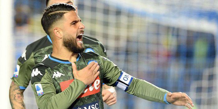 Insigne uratował Napoli!
