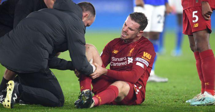 Liverpool bez kapitana! Kontuzja nie pozwoli mu zagrać końca sezonu!