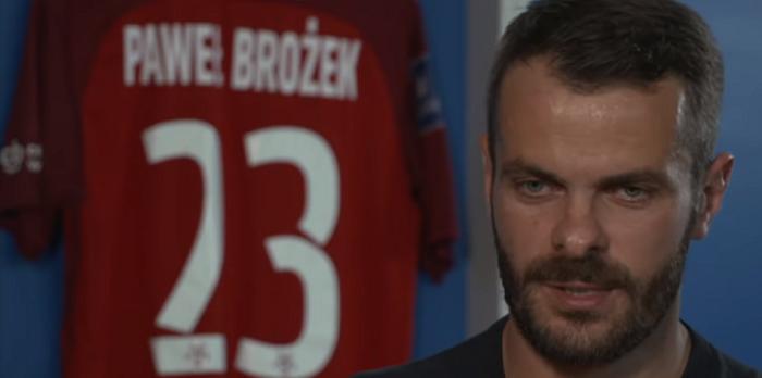 Paweł Brożek drugi raz. Tym razem definitywnie. Legenda Wisły Kraków kończy karierę