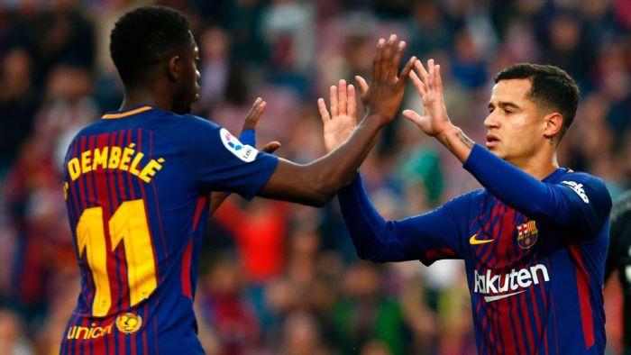 Ousmane Dembele odejdzie z FC Barcelony? Chcą go europejskie giganty