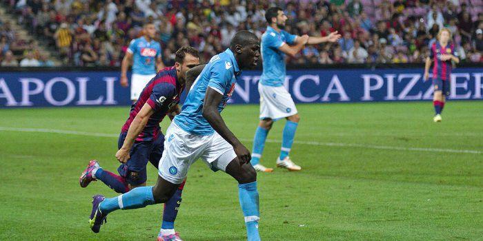 SSC Napoli ustaliło cenę za Koulibaly'ego.