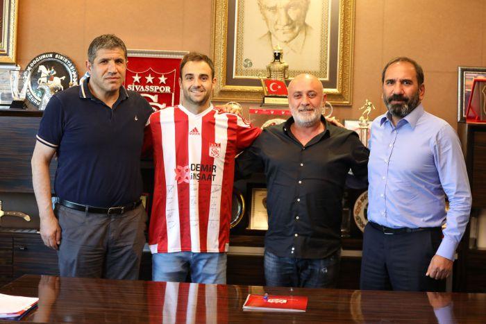 Jorge Felix już oficjalnie w nowym klubie. Zagra w Sivassporze z byłym asem Lechii Gdańsk