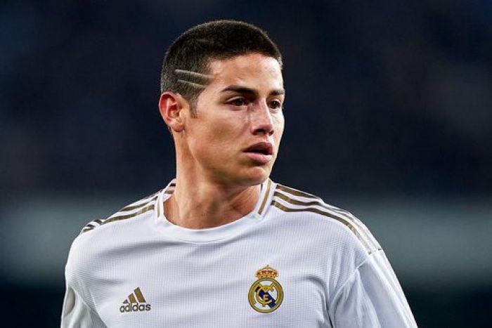 James Rodríguez odejdzie z Realu Madryt