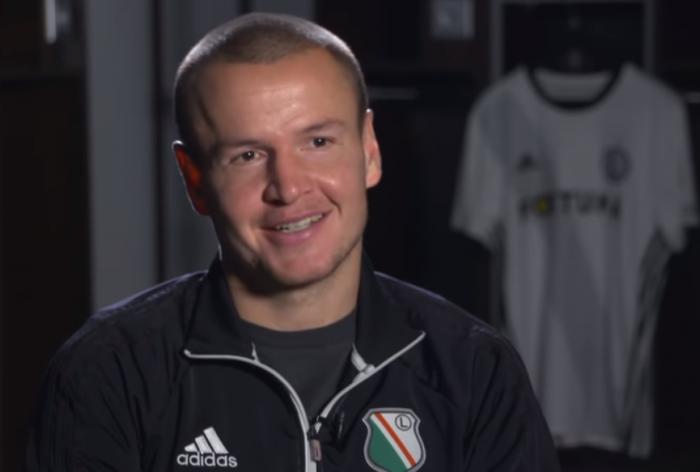 Adam Hlousek wraca do Niemiec. Były zawodnik Legii Warszawa wylądował w 3. Bundeslidze