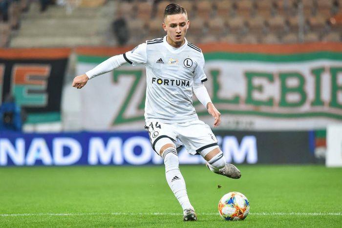 Włoskie media: Michał Karbownik w SSC Napoli. Padła kwota transferu. Będzie rekord Ekstraklasy