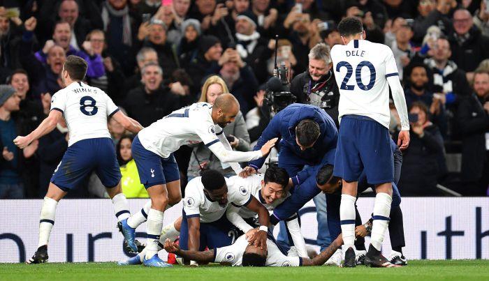 Trzech zawodników na wylocie z Tottenhamu Hotspur