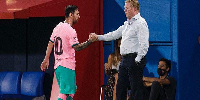 Dwa gole Messiego i... brak radości. Barcelona wygrała sparing z Gironą (VIDEO)