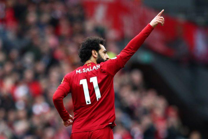 Najbardziej wartościowi prawi skrzydłowi. Mohamed Salah na czele