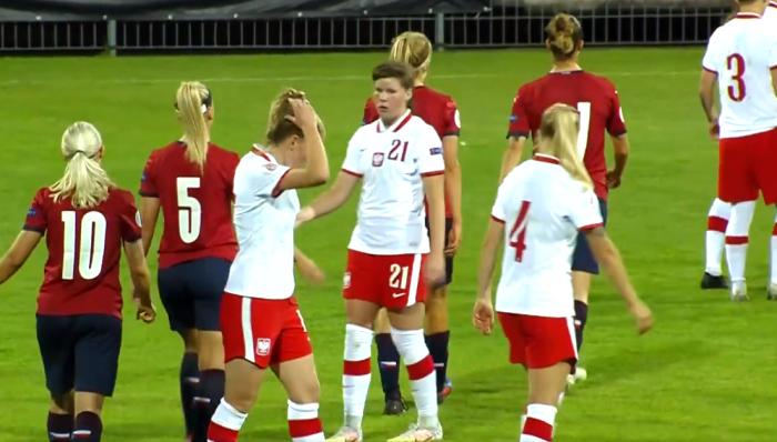Niestety Polki przegrały. To był kluczowy mecz w walce o szansę na awans na Euro!