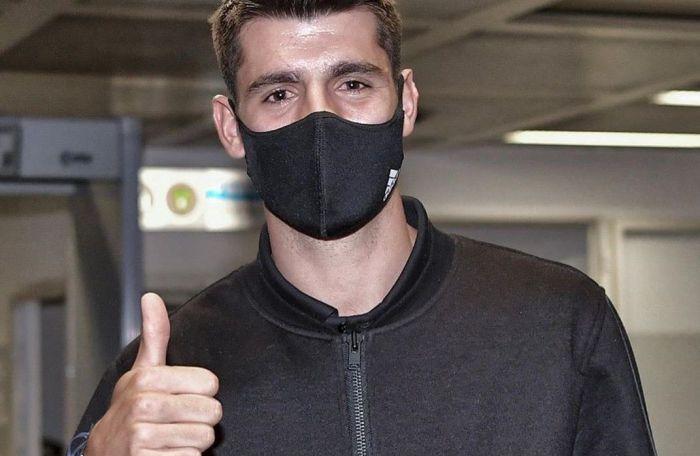 OFICJALNIE: Alvaro Morata ponownie w Juventus FC!