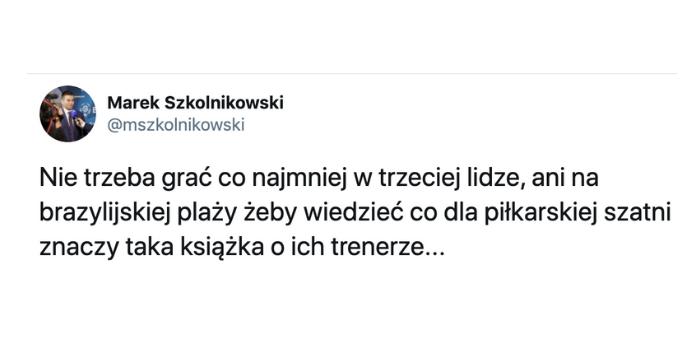 Książka o Jerzym Brzęczku. Komiczny niewypał, który może zaszkodzić kadrze?