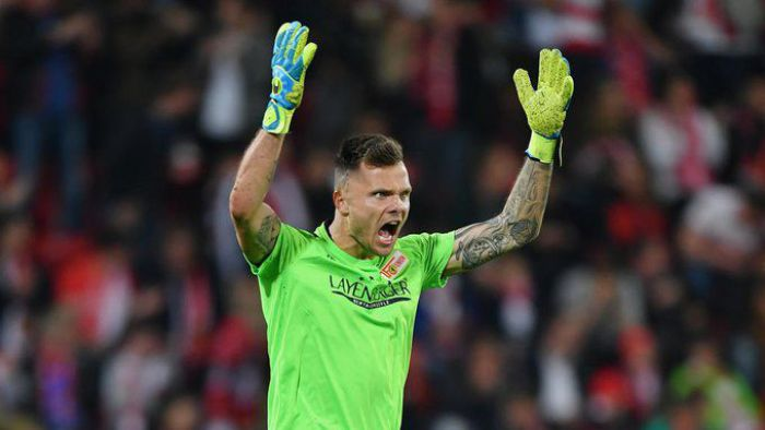 Sensacja w Bundeslidze. Rafał Gikiewicz zagrał świetny mecz i zatrzymał Borussię Dortmund
