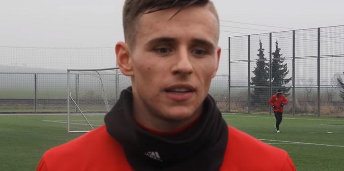 Damian Kądzior został zdjęty w przerwie, a grał dobrze... Jego drużyna niestety przegrała z Athletic Bilbao