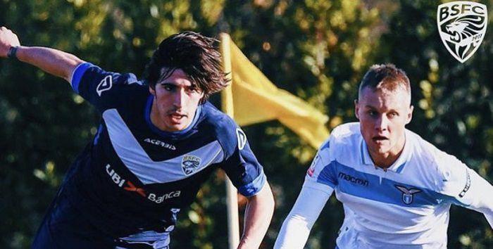 Młody Polak zgłoszony przez włoski klub do kadry na Ligę Mistrzów (VIDEO)