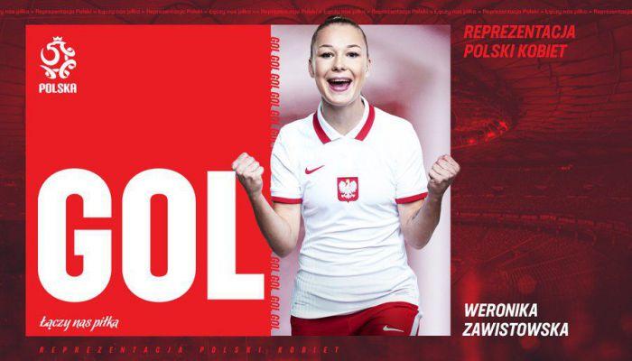 Kobieca reprezentacja Polski nie popisała się skutecznością z outsiderem grupy, ale wygrała w miarę spokojnie