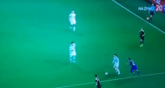 Manuel Neuer w Fortuna 1. Lidze! Koszmarny błąd bramkarza GKS-u Jastrzębie (VIDEO)