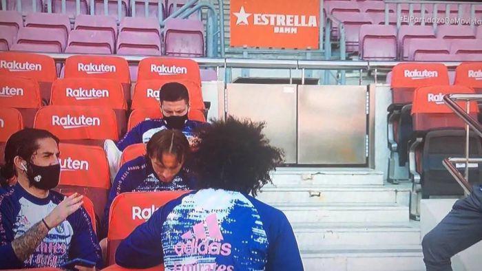 Isco narzekał na Zinedine'a Zidane'a! Wszystko wychwyciły kamery