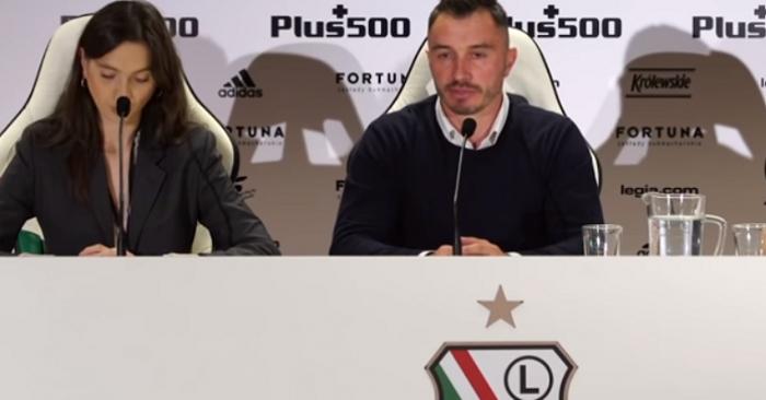 Marek Saganowski pożegnał się z Legią. Teraz czas na wyzwanie i jazdę do Ekstraklasy?