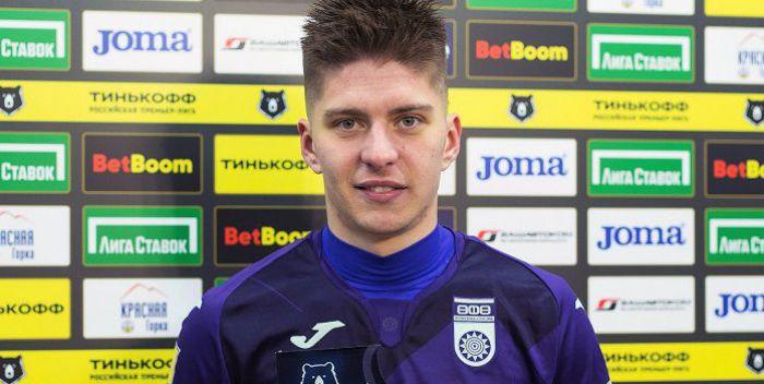 W Lechu Poznań mocno zawiódł. Teraz został MVP meczu rosyjskiej Premier Ligi