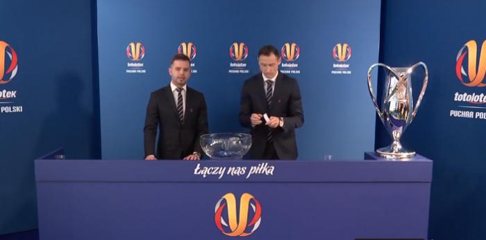 Poznaliśmy par 1/8 finału Pucharu Polski. Legia jedzie do Łodzi, a Lech do Radomia, do tego 3 ekstraklasowe pary