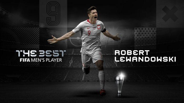 Nie mogło być inaczej. Robert Lewandowski z nagrodą FIFA The Best! Żaden inny polski zawodnik nie otrzymał takiej nagrody