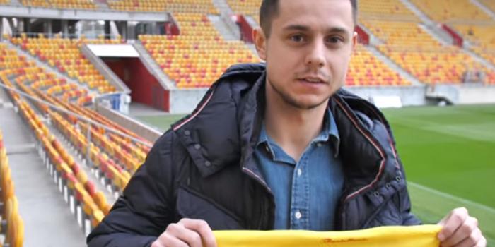 Ariel Borysiuk kolejnym po Jakubie Rzeźniczaku piłkarzem łączonym z II-ligowcem!