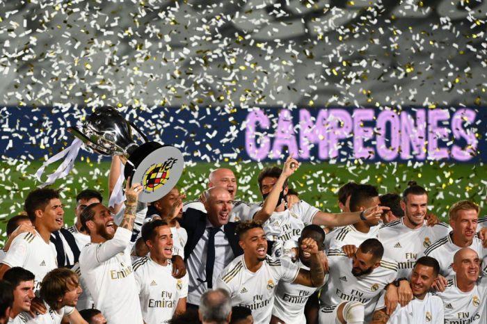 Tottenham i Liverpool FC biją się o zawodnika Realu Madryt