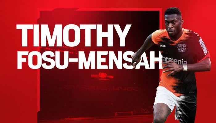 OFICJALNIE: Timothy Fosu-Mensah odszedł z Manchesteru United! Prawy obrońca został Aptekarzem
