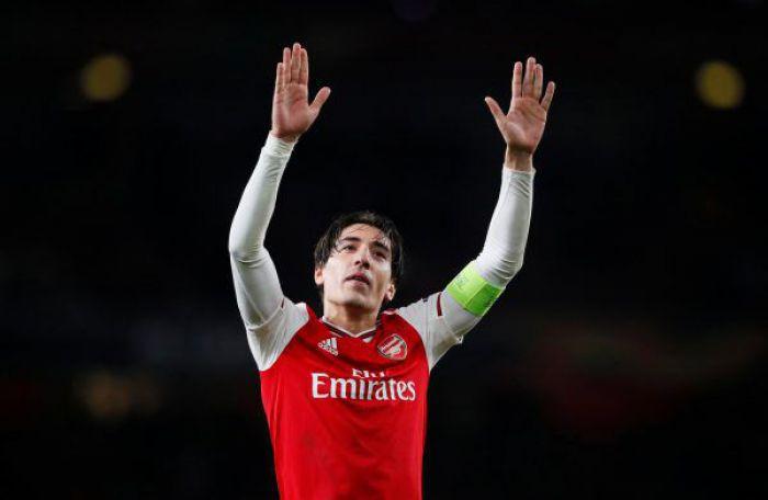 Trzy czołowe kluby walczą o podpis obrońcy Arsenal FC
