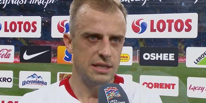 Kamil Grosicki znowu w pierwszym składzie WBA. Niestety zagrał słabiej i zawalił gola... (VIDEO)