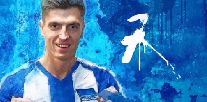 Krzysztof Piątek będzie miał nowego trenera w Herthcie. O ile zostanie w Berlinie