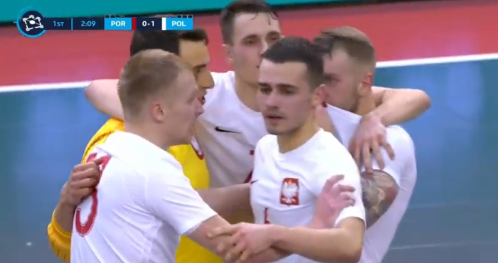 Niespodziewany remis Polaków. Biało-Czerwoni w meczu el. ME nie dali się potędze, a byli o krok od wielkiej sensacji (VIDEO)