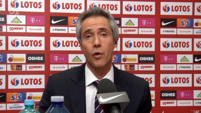 Paulo Sousa nie kryje się z wnioskami po obserwacji meczów w Polsce. Niby zaskoczenia nie ma, ale niemiło to usłyszeć