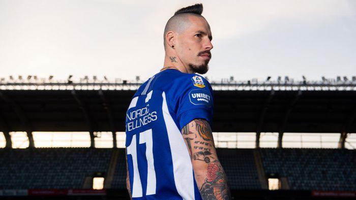OFICJALNIE: Zaskakujący transfer Marka Hamšíka