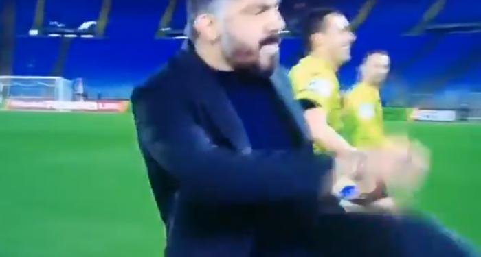Jest decyzja w sprawie Gattuso! Aurelio De Laurentis zamieścił wpis na Twitterze