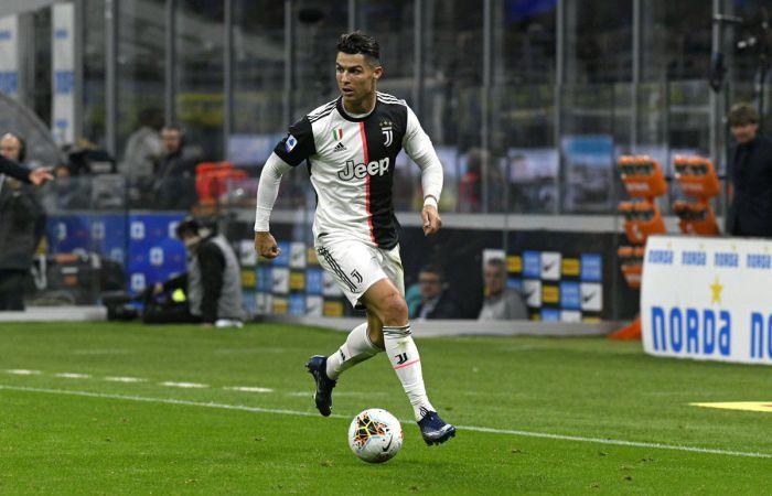 Gigant jest w kontakcie z agentem Cristiano Ronaldo
