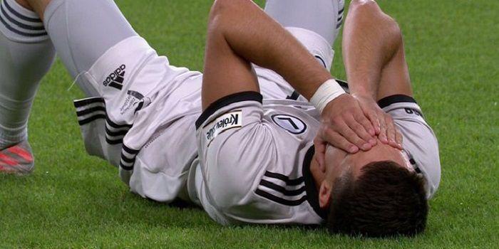 Bartosz Kapustka strzelił pięknego gola i... doznał kontuzji podczas cieszynki (VIDEO)