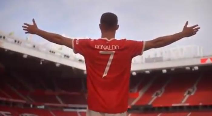 Cristiano Ronaldo o swoim pierwszym meczu w barwach Manchesteru United po powrocie do klubu