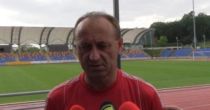 Ryszard Wieczorek po wyeliminowaniu Pogoni Szczecin z Pucharu Polski.