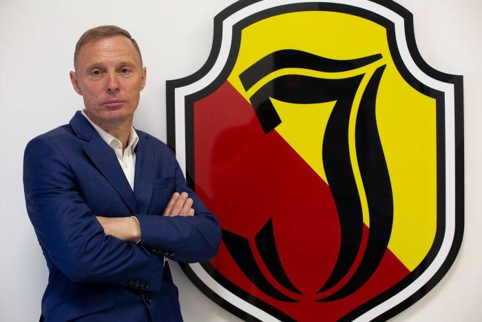Ireneusz Mamrot przed meczem Jagiellonii z Lechem: Potrzebujemy meczu na przełamanie