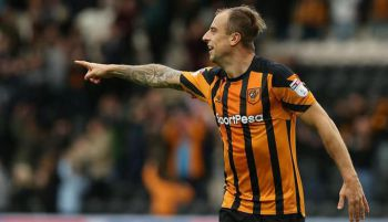 Remis Hull City z Middlesbrough FC. Grał Kamil Grosicki